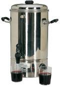 Wasser-Boiler Glühweintopf 10L