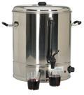 Wasser-Boiler Glühweintopf 30L