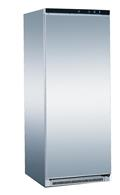 Umluftkühlschrank Edelstahl 500L