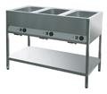 Bain Marie Station 3x1/1GN lang